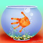 Fish Bowl Critter by Carol Heath