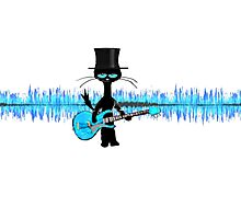 Top Hat Ash  Photographic Print