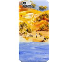 I'll wait for you iPhone Case/Skin