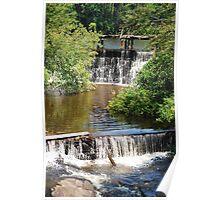 Mill Pond Falls Poster