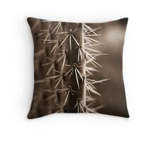 Prickles Throw Pillow