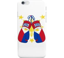 Peoples Champ Pac Man Boxing Gloves iPhone Case/Skin