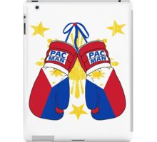 Peoples Champ Pac Man Boxing Gloves iPad Case/Skin