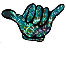 Hang Loose Tie Die by TaneCase