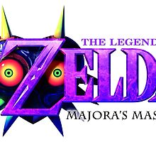 The Legend of Zelda Majora's Mask 3D by ericau18