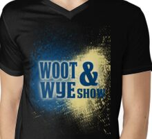 Woot and Wye Splash Mens V-Neck T-Shirt