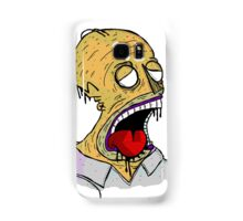 Zombie Homer Samsung Galaxy Case/Skin