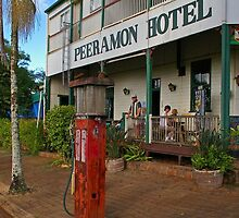 Peeramon Hotel - Atherton tablelands - North Queensland by Paul Gilbert