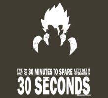 Gogeta - 30 Seconds by SencilSketches