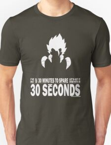 Gogeta - 30 Seconds T-Shirt