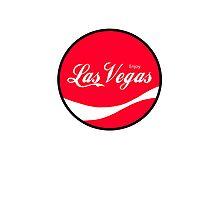 Enjoy Las Vegas Photographic Print