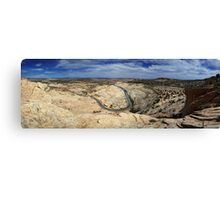Highway 12 - Panorama Canvas Print