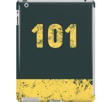 Fallout Vault 101 - Vintage Blue iPad Case/Skin