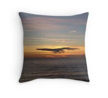 another splendid display by mother nature Throw Pillow