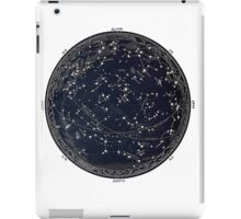 Horoscope Constellations  iPad Case/Skin