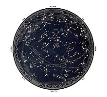 Horoscope Constellations  by CloverFi