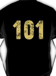 Vault 101 - Classic Blue T-Shirt