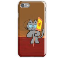 Stanley the Space Cat iPhone Case/Skin