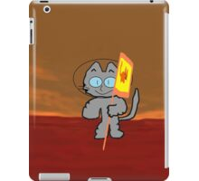 Stanley the Space Cat iPad Case/Skin
