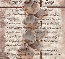 Tomato and Onion Soup by bellecards