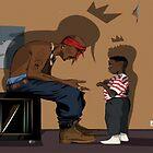 Kendrick Lamar by IllTrill