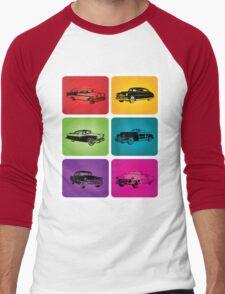 Vintage Cars 2 Men's Baseball ¾ T-Shirt