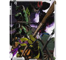 TMNT Colored iPad Case/Skin