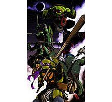 TMNT Colored Photographic Print