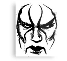 The Icon Metal Print