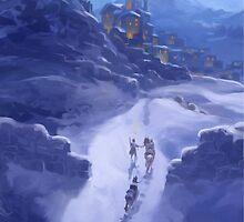 The Arrival by Daniele (Dan-ka) Montella
