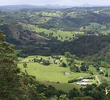 Landscape From Montville by graemebilly