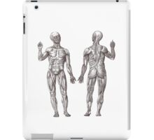 Muscle Men Fitness Addict iPad Case/Skin