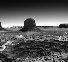 Monument Valley Road by Modified