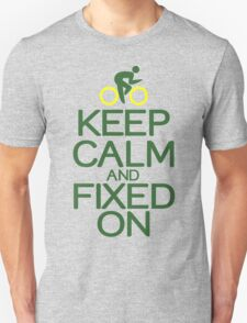Keep calm and fixed on Funny Geek Nerd T-Shirt