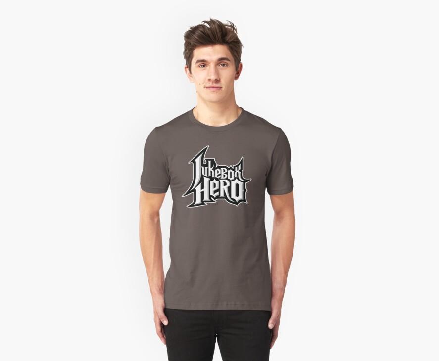 Jukebox Hero (Dark Shirts) by secretfun