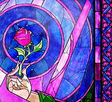 Enchanted Rose by caitlinCADE