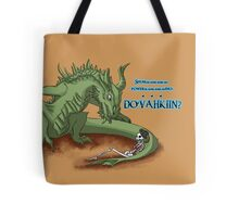 Paarthy's Endless Dialogue Tote Bag