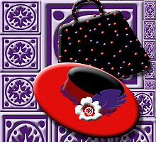 Red Hat Society by Trudy Wilkerson