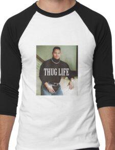 THUG LIFE Men's Baseball ¾ T-Shirt