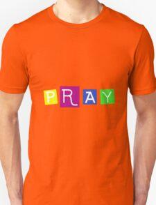 PRAY Blocks T-Shirt