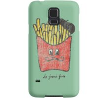 Le French fries Samsung Galaxy Case/Skin