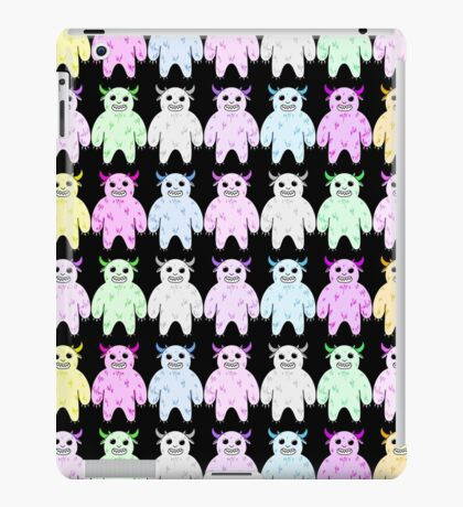 Rainbow yeti iPad Case/Skin