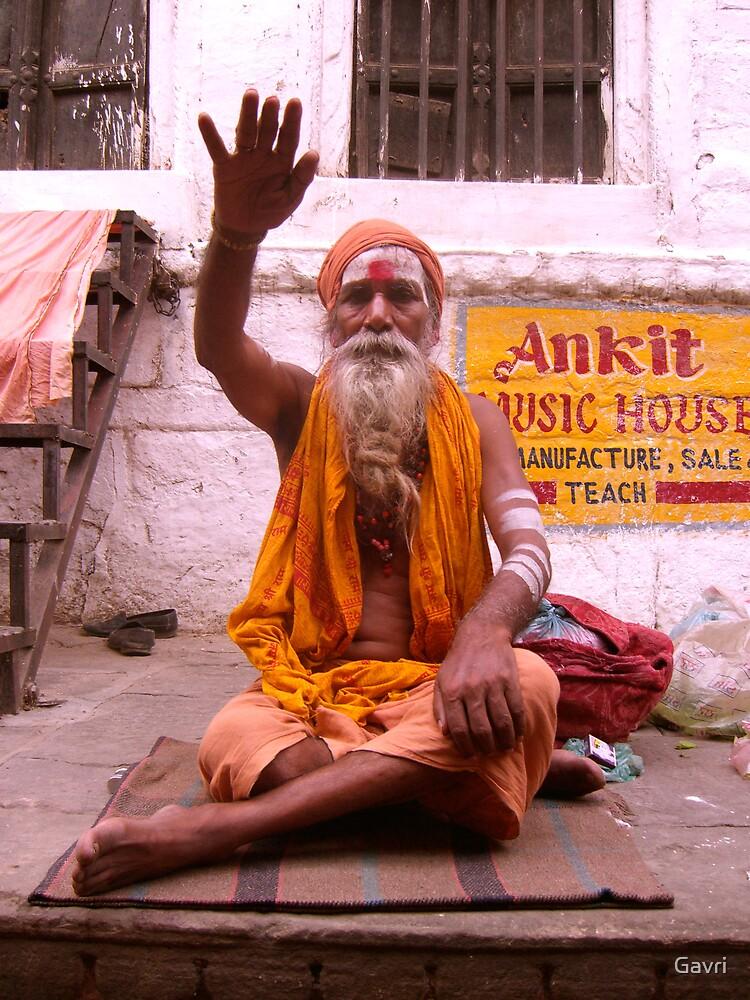 Guru by Gavri