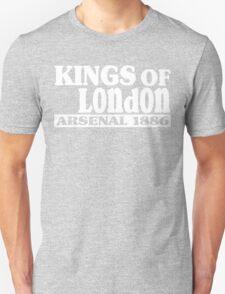 Kings of london arsenal 1886 Funny Geek Nerd T-Shirt