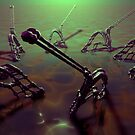 Borg Army by humanwurm