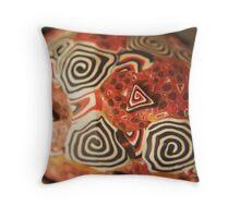 Outback Egg Throw Pillow