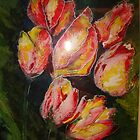 Tulips by Sally Carter