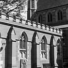 Saint David's Cathedral Hobart by Brett Rogers