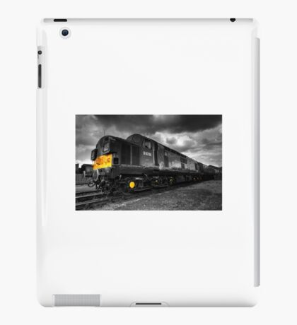 Class 37 Pioneer (mono version) iPad Case/Skin