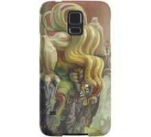 Curly Dragon Samsung Galaxy Case/Skin